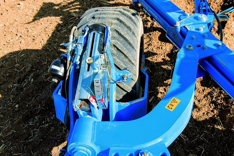LEMKEN Diamant 16 wheel