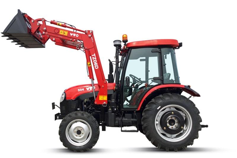 Prednji traktorski utovarivač YTO TZ06D